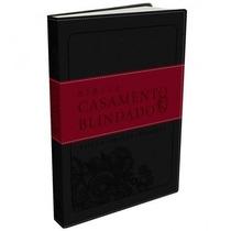 Bíblia Casamento Blindado Devocionais Cinza E Vinho