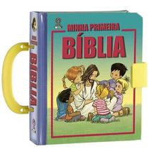 Bíblia Infantil Minha Primeira B