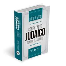 Livro Comentário Judaico Do Novo Testamento - David H. Stern
