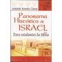 Livro Panorama Histórico De Israel - Para Estudantes Bíblia