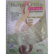 Harpa Cristã Cifrada Completa Com Partituras Frete Grátis