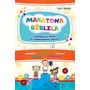 Livro Maratona Bíblica Silvio Nakano Editora A D Santos