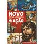 Novo Testamento Em Ação [história Em Quadrinhos]