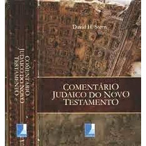 Comentário Judaico Do Novo Testamento - David H. S