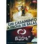 Casamento A Prova De Balas Dvd Claudio Duarte Original