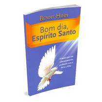 Livro Bom Dia Espirito Santo Promoção R$ 21,00