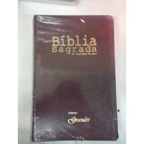 Biblia Linguagem De Hoje Luxo E Índice Cor Bordo