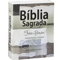 Kit Com 10 Bíblias Para Evangelização - Fonte De Bênçãos