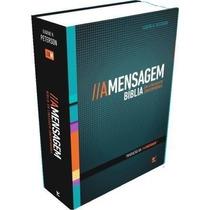 Bíblia A Mensagem Em Linguagem Contemporânea Capa Dura