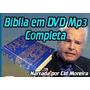 Bíblia Narrada Por Cid Moreira Coleção Completa Mp3 Em Dvd