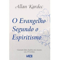 Evangelho Segundo O Espiritismo (o) - Bolso - Allan Kardec