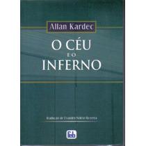 Céu E O Inferno (o) - Capa Plástica - Allan Kardec (bolso)