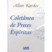 Coletânea De Preces Espíritas - Editora Ide - Bolso - Allan