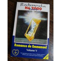 K7 Radionovela Há 2000 Mil Anos - Romance Emmanuel - Volume5