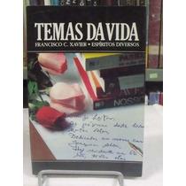 Livro - Temas Da Vida - Francisco C. Xavier