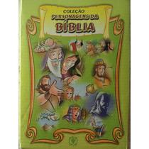 Coleção Personagens Da Bíblia - Jesus, Davi, Abraão, Noé