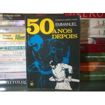 Livro - 50 Anos Depois -chico Xavier - Dueto Livros -