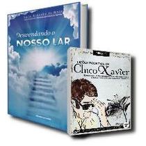 Livro - Desvendando O Nosso Lar Com Audiobook Chico Xavier