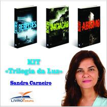 Kit Coleção Espírita - Trilogia Da Luz - Sandra Carneiro