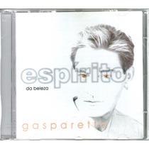 Cd Luiz Gasparetto O Espírito Da Beleza - Raro
