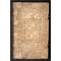 Fantástica Biblia Sacra Vulgata - Século 18 - Em Latim
