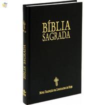 Bíblia Sagrada Novo Texto Linguagem De Hoje / Capa Dura.