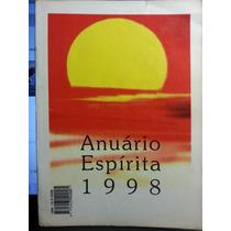 Livro: Anuário Espírita - 1998 - Frete Grátis