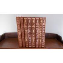 Bíblia Sagrada- Editora Abril Ricamente Ilustrada -8 Volumes