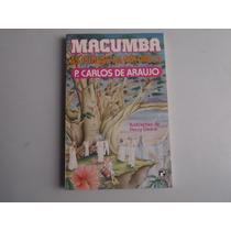 Livro Macumba As Forças Da Natureza - Frete Gratis
