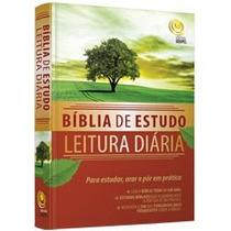 Bíblia De Estudo Leitura Diária.