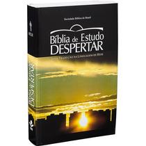 Bíblia De Estudo Despertar - Média - Brochura.