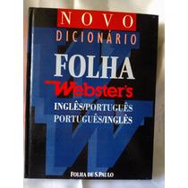 Dicionário- Folha Inglês- Português Nº 813