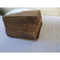 Bíblia Antiga E Rara - 1706