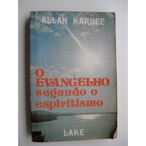 O Evangelho Segundo O Espiritismo Allan Kardec Religião Fé