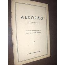 Alcorão Fragmentos Jamil Almansue Haddad 1942
