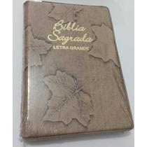 Bíblia Sagrada Letra Grande / Com Zíper