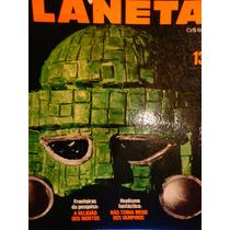 Revista Planeta 13 1973 Ioga Vampiros Dalai Lama Tunguska