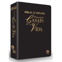 Bíblia De Estudo Preparando Casais Para A Vida.