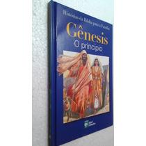 Livro Histórias Da Bíblia Familia - Genesis O Principio