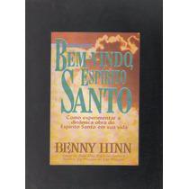 Livro Bem-vindo, Espírito Santo Benny Hinn D4