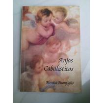 2 Livros Monica Buonfiglio Anjos Cabalísticos E Almas Gêmeas