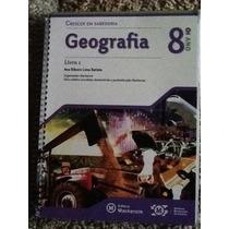 Livro 1 Crescer Em Sabedoria Geografia 8 Ano Mackenzie