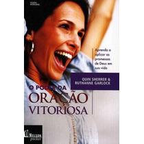 Livro O Poder Da Oração Vitoriosa - Frete Grátis