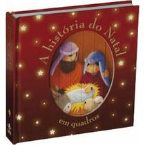 Livro A História Do Natal Em Quadros
