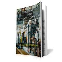 Estudos No Novo Testamento - Joachim Jeremias + Frete Grátis