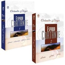 A Espada Cortante Volumes 1 E 2 Kit Orlando Boyer