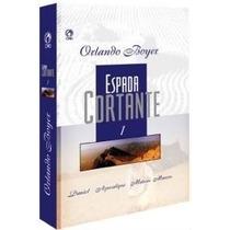 Espada Cortante Nova Edição Volume 1 E 2 Orlando Boyer Livro