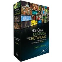 História Ilustrada Do Cristianismo Box Completa 2 Volumes