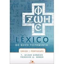 Léxico Do Novo Testamento Grego/português.