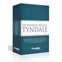 Dicionário Bíblico Tyndale - Uma Verdadeira Biblioteca!